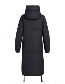 Parajumpers cappotto imbottito Sleeping nero-rosso prezzo