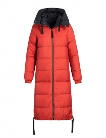 Parajumpers Sleeping black-red padded coat womens jackets buy online