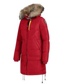 Parajumpers Long Bear jacket scarlet