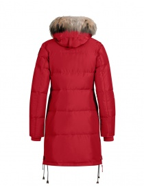 Parajumpers Long Bear jacket scarlet price