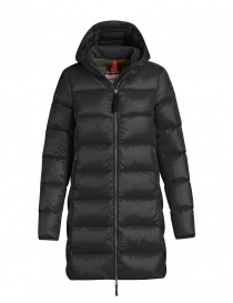 Parajumpers Marion down jacket black pencil online