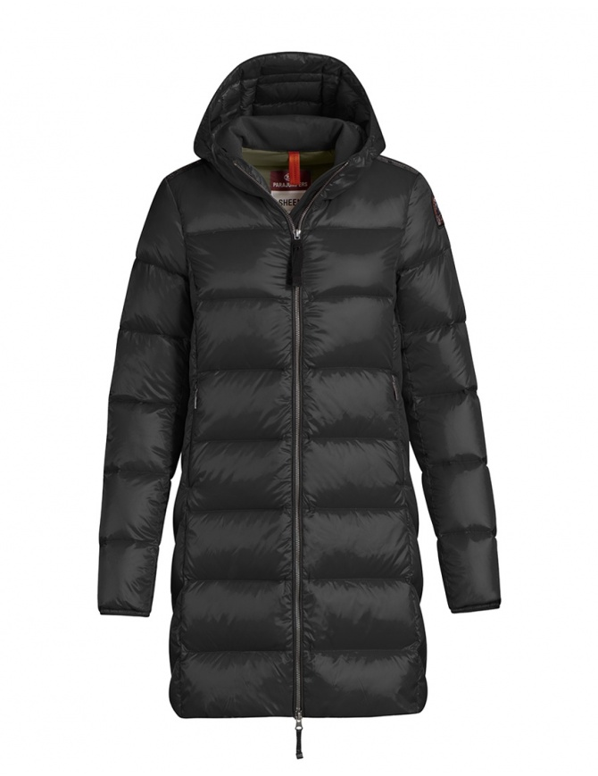 Parajumpers Marion down jacket black pencil PWJCKSX34 MARION PENCIL 710