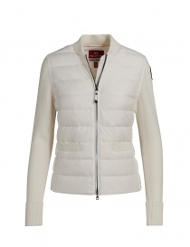 Parajumpers Nariida bomber jacket white online