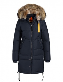 Parajumpers Long Bear navy blue jacket online