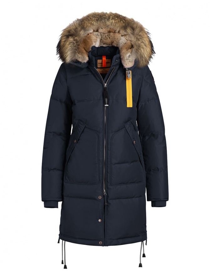 Parajumpers giacca Long Bear blu navy PWJCKMA33 LONG BEAR NAVY 562 giubbini donna online shopping