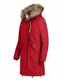 Parajumpers Tank hooded parka scarlet buy online