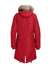 Parajumpers Tank hooded parka scarlet price