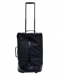 Travel bags online: Frequent Flyer Carry-On in black denim