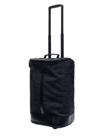 Frequent Flyer Carry-On in black denim