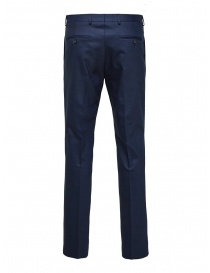 Selected Homme pantaloni da completo blu scuro acquista online