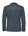 Selected Homme blazer monopetto blu melangeshop online giacche uomo