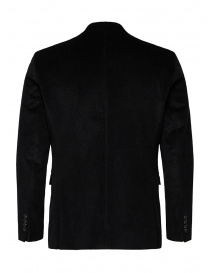 Selected Homme jacket in black corduroy