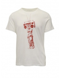 Mens t shirts online: John Varvatos Radio Head Venus of Milo T-shirt