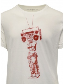 John Varvatos T-shirt Venere di Milo con stereo