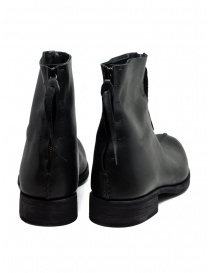 M.A+ black double zippered boot price