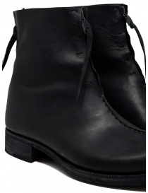 M.A+ black double zippered boot mens shoes buy online