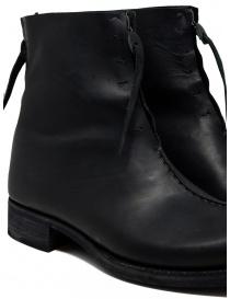 M.A+ stivaletto nero a doppia cerniera calzature uomo acquista online