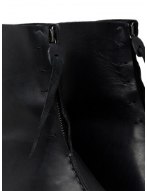 M.A+ black double zippered boot mens shoes price