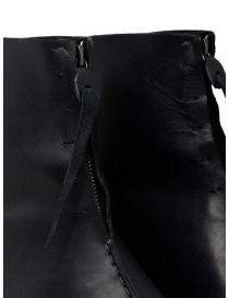M.A+ stivaletto nero a doppia cerniera calzature uomo prezzo