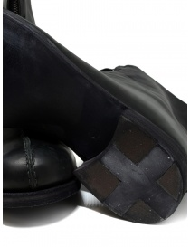 M.A+ black double zippered boot buy online price