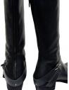 M.A+ stivali alti in pelle nera con fibbia e cerniera prezzo SW6C46Z-R VA 1.5 BLACKshop online