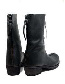 M.A+ double zip boots with camperos heel price