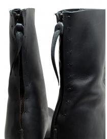 M.A+ stivali a doppia cerniera con tacco camperos calzature donna prezzo