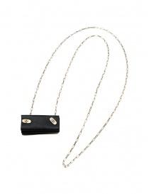 M.A+ collana in argento con mini borsa a fisarmonica online