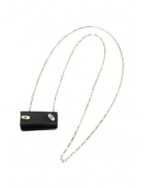 Jewels online: M.A+ silver necklace with mini accordion bag