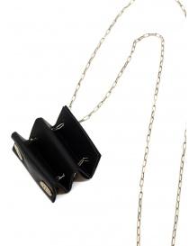 M.A+ collana in argento con mini borsa a fisarmonica prezzo