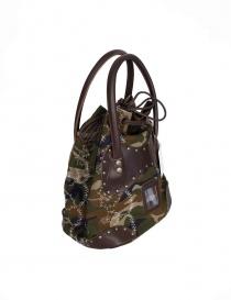 Bags online: Carnet camouflage bag