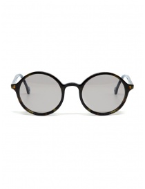 Kapital sunglasses with grey lenses and smile detail online