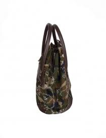 Carnet camouflage bag