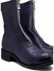 Guidi PL2 COATED N_PURP purple horse leather boots price
