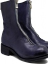 Guidi PL2 COATED N_PURP stivali viola in pelle di cavallo PL2 COATED N_PURP prezzo