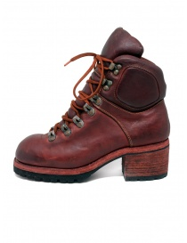 Guidi R19V red horse leather boots