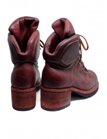 Guidi R19V red horse leather boots price
