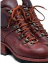 Stivale Guidi R19V rosso in pelle di cavallo stile scarpone R19V HORSE FULL GRAIN 1006T acquista online