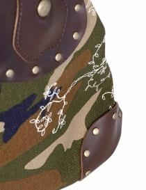 Borsa camouflage Carnet prezzo