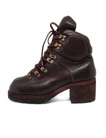 Guidi R19V CV23T bordeaux red boots