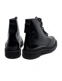 Adieu type 129 black combat boots price