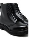 Adieu type 129 black combat boots TYPE 129 BLACK - GREEN buy online
