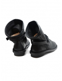 Trippen black Bomb ankle boots with removable strap price