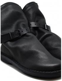 Stivaletti Trippen Bomb neri con cinturino accessorio calzature donna acquista online