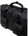 Frequent Flyer duffel bag in black denim price NERO DENIM FRERVALL-112012 shop online