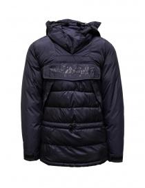 Napapijri Skidoo Infinity blue jacket for men N0YIYI176 SKIDOO INFINITY BLU order online