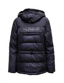 Napapijri Skidoo Infinity dark blue jacket for women N0YIYK176 SKIDOO WINFINITY BLU order online