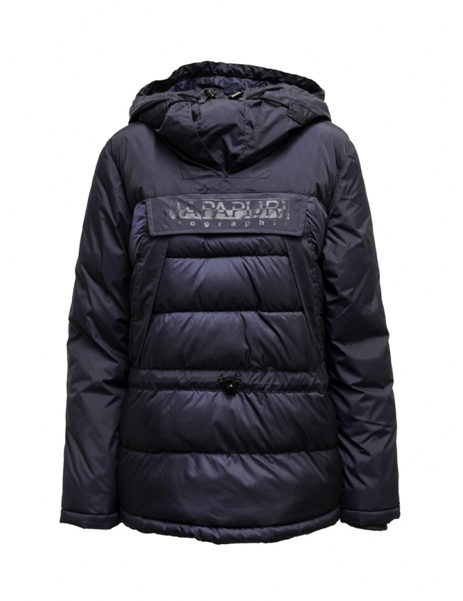 Napapijri Skidoo Infinity dark blue jacket for women N0YIYK176 SKIDOO WINFINITY BLU womens jackets online shopping