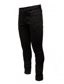 John Varvatos pantaloni neri con borchie