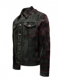 John Varvatos velvety sheep leather jacket price